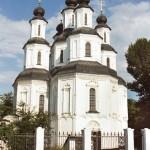 Спасо-Преображенский собор – самый древний собор Изюма