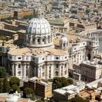 Исторические сокровища Ватикана. Часть 1