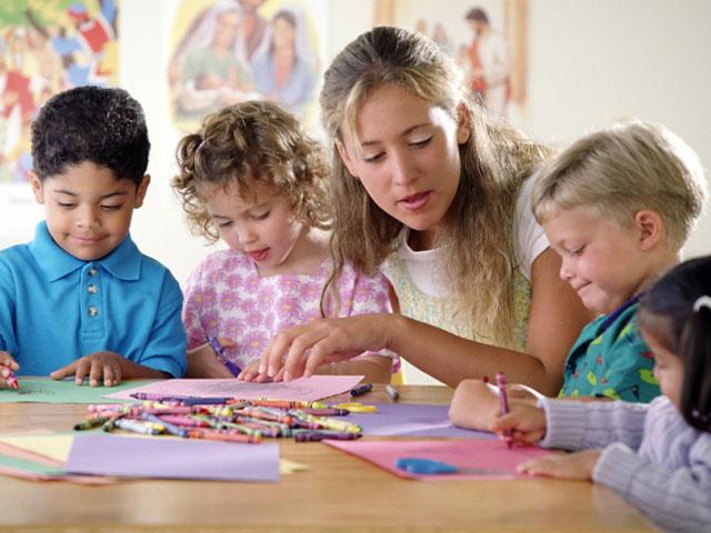 Мастер классы по английскому для дошкольников - СтеллСервис
