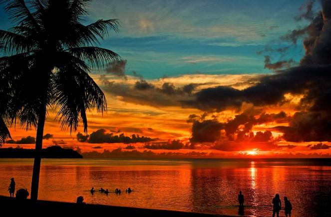Гуам-остров на краю Марианской впадины-5