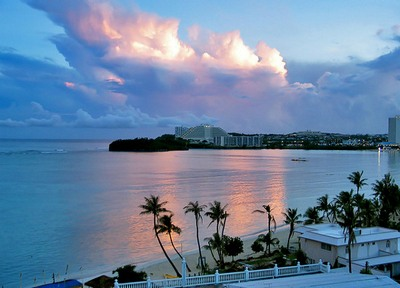 Гуам-остров на краю Марианской впадины-8