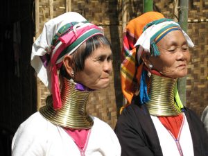 Племя падаунг