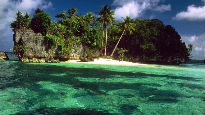Палау-подводное чудо света-7