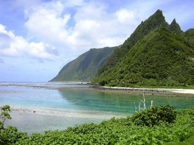 Западное Самоа-центр вселенной-1