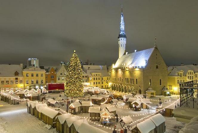 Эстония. Воплощённое спокойствие-20