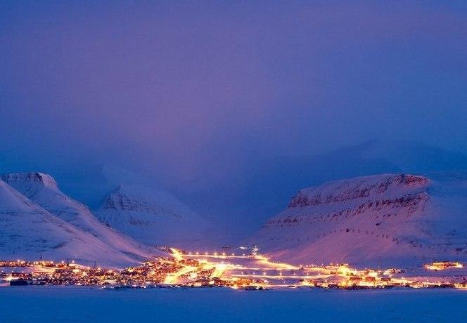 Шпицберген-острые горы-12