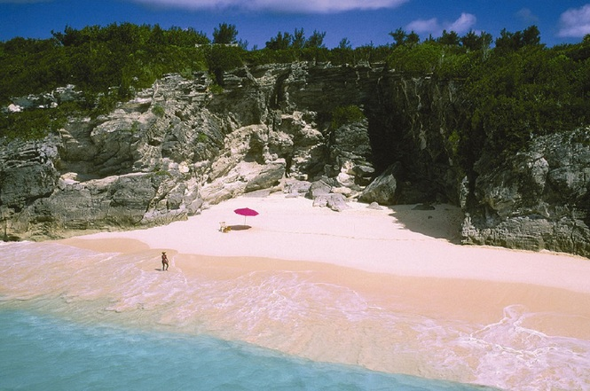 Бермудские острова-перекрёсток морских дорог-1