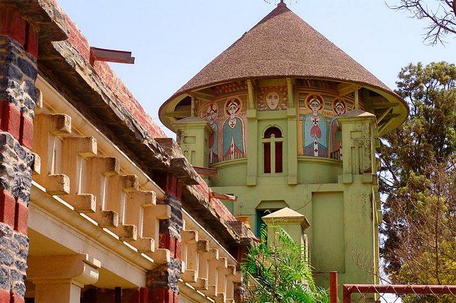 Древние города Эритреи-12