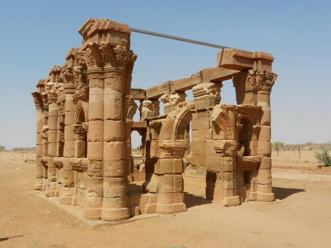 Древние города Эритреи-19