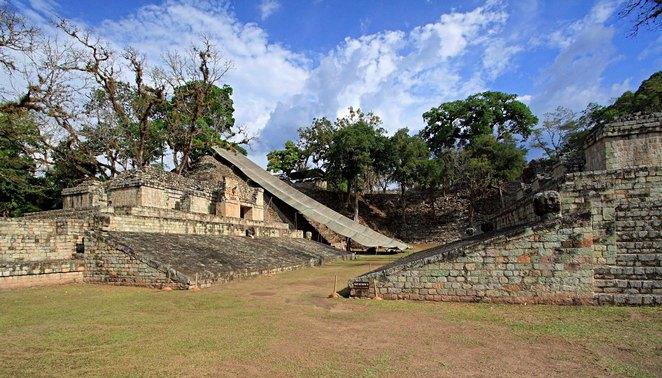 Гондурас-страна, видевшая майя-11
