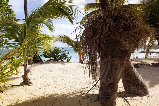 Гваделупа-остров, похожий на бабочку-13