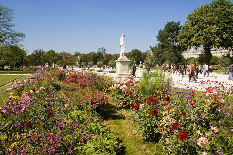 Легендарный сад Тюильри3