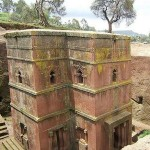 Уникальные храмы Лалибелы