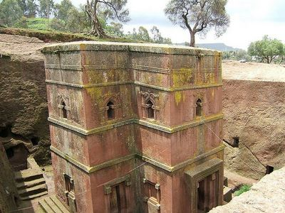 Уникальные храмы Лалибелы-1