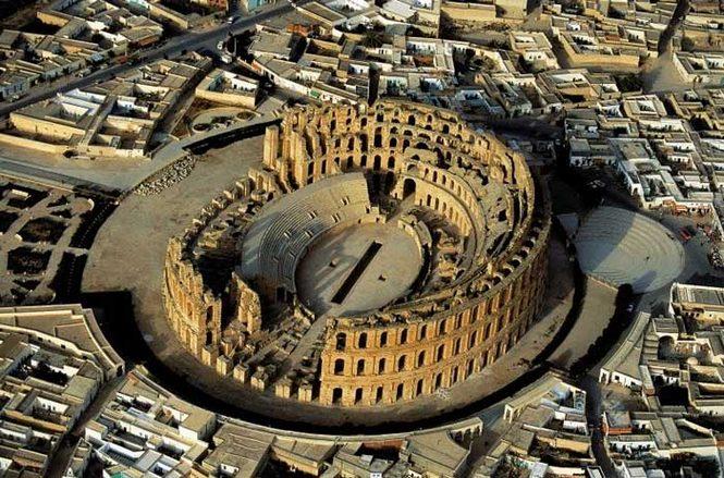 Древние города Туниса-5