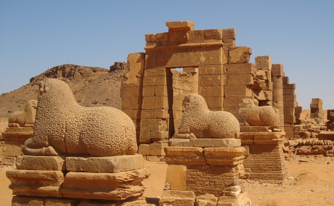 Судан, древний и современный-11