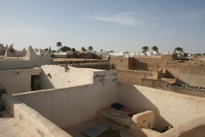 Архитектурные древности  Ливии-23