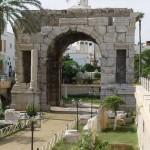 Архитектурные древности Ливии