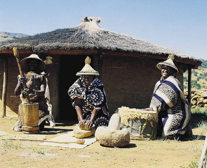 Лесото. Страна с непростой судьбой-6