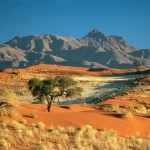 Намибия всё великолепие Африки-12