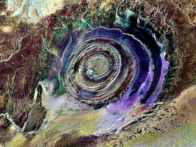 Уникальные достопримечательности Мавритании-16