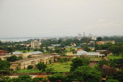 Конго (Киншаса) буйство природы и экзотика-10