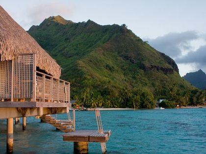 Муреа и Рангироа - достойные представители Французской Полинезии-2