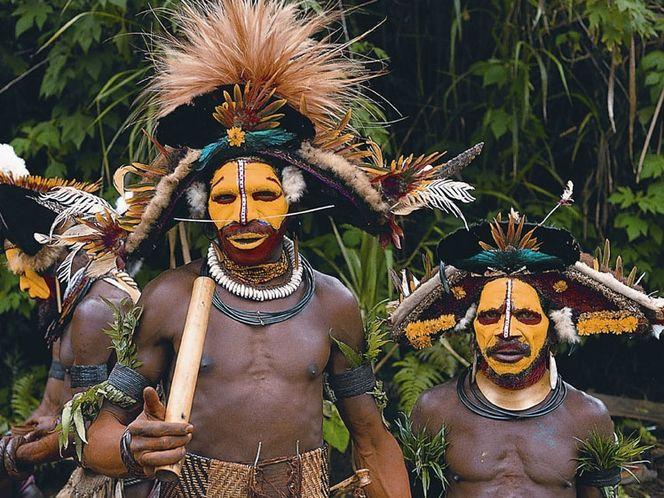 Папуа-Новая Гвинея. Открываем неизведанные территории-7