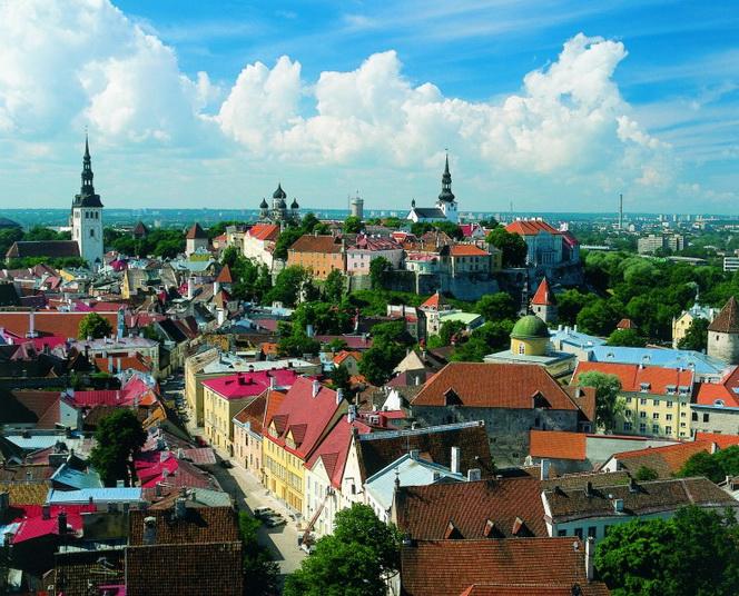 Старый Таллинн - сердце Эстонии-4