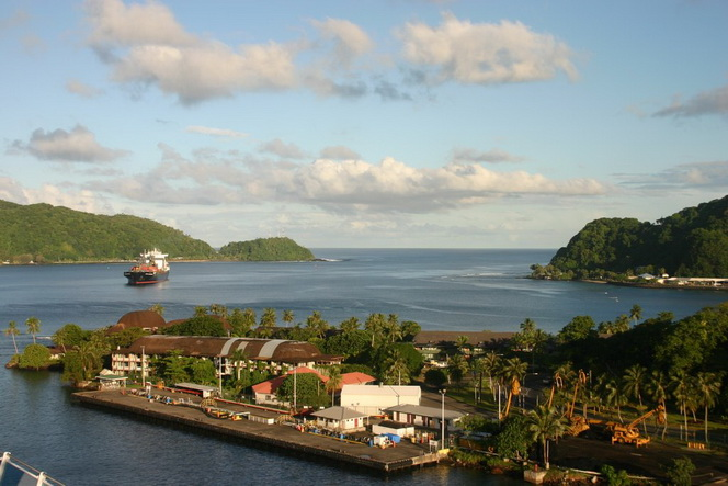 Восточное Самоа маршрут для активных-17