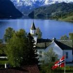 Норвегия – путь на север
