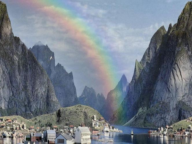 Норвегия - путь на север-32