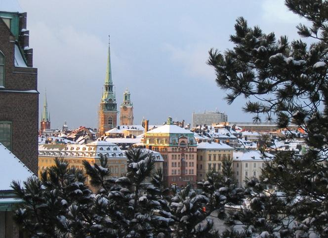 Швеция всё для комфорта