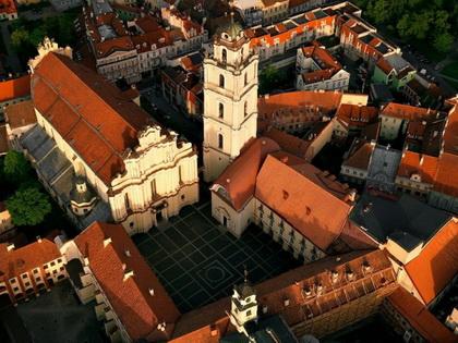 Старый Вильнюс - древнее сердце Литвы-1