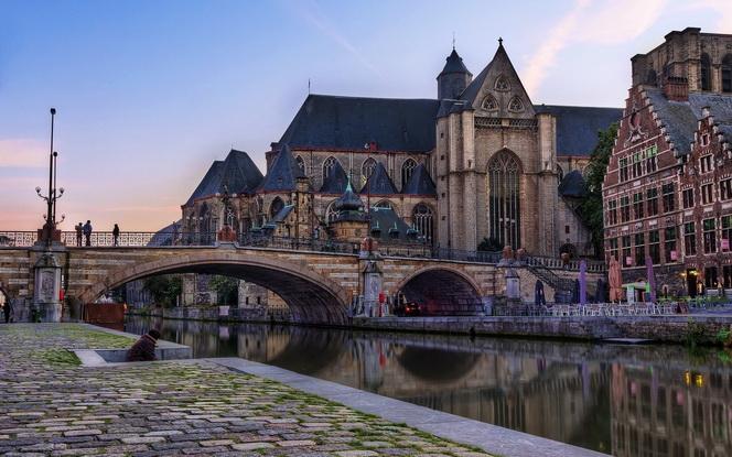 Бельгия замки, шоколад, кружева и не только-18