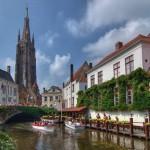 Бельгия замки,  шоколад, кружева и не только-4