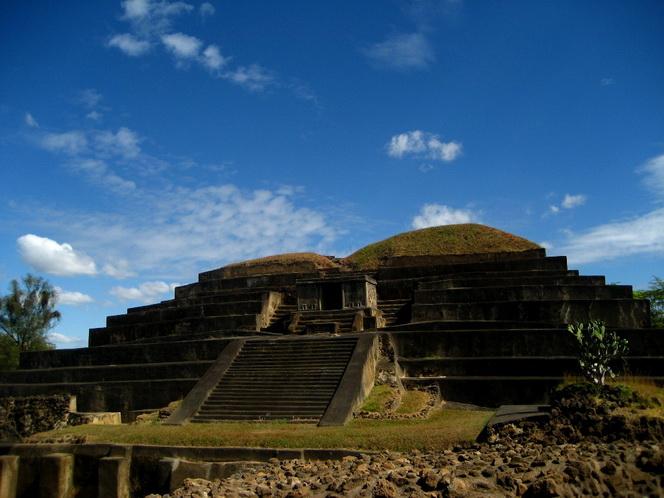 Сальвадор путешествие в историю майя-2