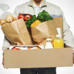 Чем выгодна доставка продуктов на дом и в офис